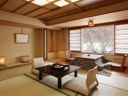 【和室+掘りごたつ付/冬】36平米