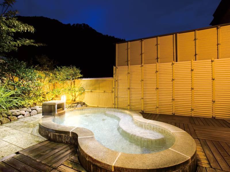 【有料貸切風呂】趣あふれる空間がくつろぎの時を演出