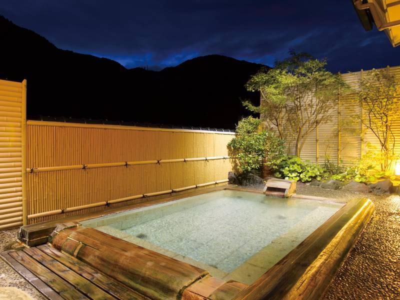 【有料貸切風呂】プライベートな空間でゆったり