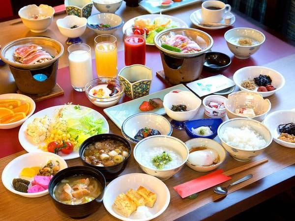 和食膳/朝食