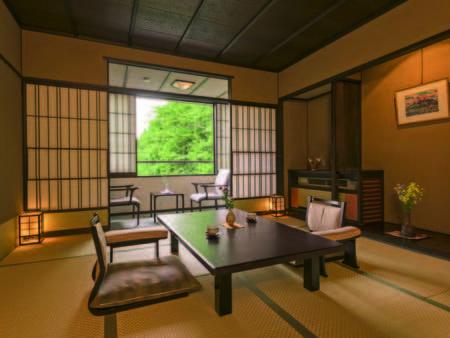 【客室/例】白布の雄大な自然を望むお部屋