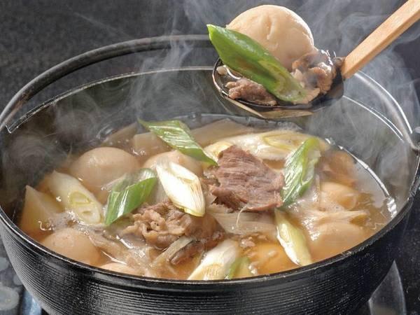 【夕食/例】山形名物いも煮