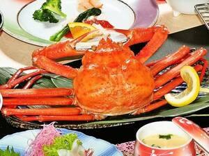 【蟹1杯/例】オプションでお食事に追加