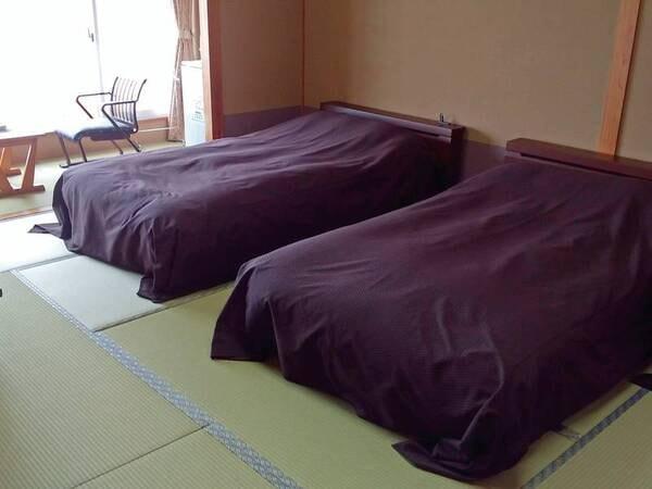 【ツインベッド付和室/例】