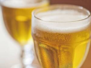 120分飲み放題(写真一例)ビール、焼酎、ソフトドリンクが飲み放題!