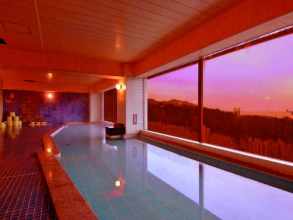 【華夕美 日本海】浴場から日本海に沈む夕陽を望む湯宿で寛ぎの滞在を♪