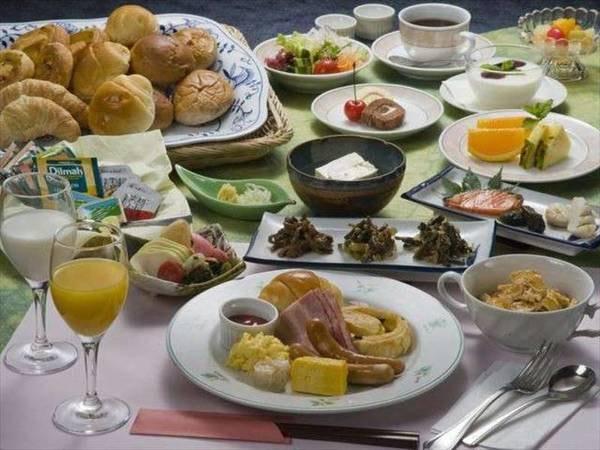【朝食バイキング/例】お好きなものをお好きなだけ!