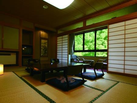 【客室/例】お部屋は宿お任せで和室をご用意