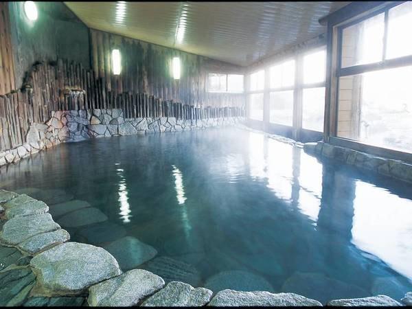 【大黒の湯】古滝屋で一番湯船が広いお風呂