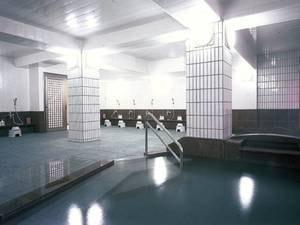 【千年の湯】天然温泉を贅沢にかけ流しで