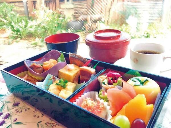 【朝食/例】一日のはじまりこそしっかりとお食事を…♪