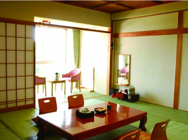 【客室例】太平館(旧館)和室