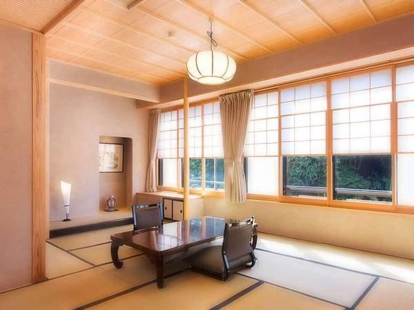 2014年改装「眺望の良い特別室」禁煙/一例