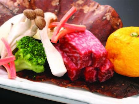 【2品味わう!蟹・和牛プラン/例】蟹と和牛が両方味わえる豪華プラン