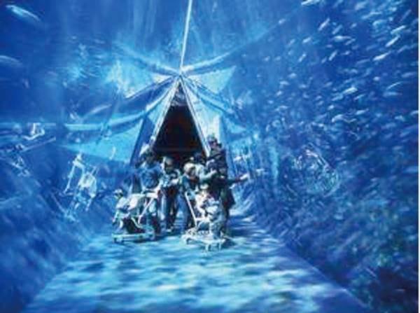【観光情報】幻想的な風景に出会えるアクアマリンふくしま