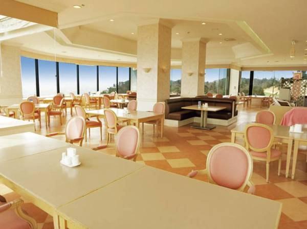 【レストラン】太平洋を眺めながら