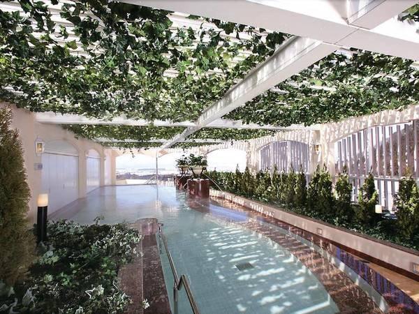 【リステル 猪苗代ウイングタワー】【通常1,000円(込)増の高層階客室を無料確約!】雄大な猪苗代湖を望む! 季節の花々が愉しめる、自然に囲まれたリゾートホテル