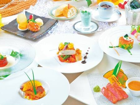 【洋食フルコース/例】西洋料理コースディナーをご用意