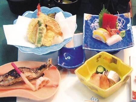 【和食膳/例】旬の食材を活かした和食膳