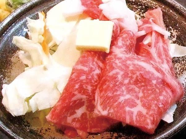 【あわびor和牛付和食膳/和牛例】夕食を豪華に彩る♪