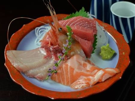 基本料理+ちらし寿司/一例