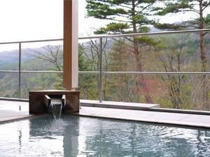 【空中露天/杜の湯】加水・加温一切なし!濃厚な硫黄泉の乳白色湯が源泉かけ流し!