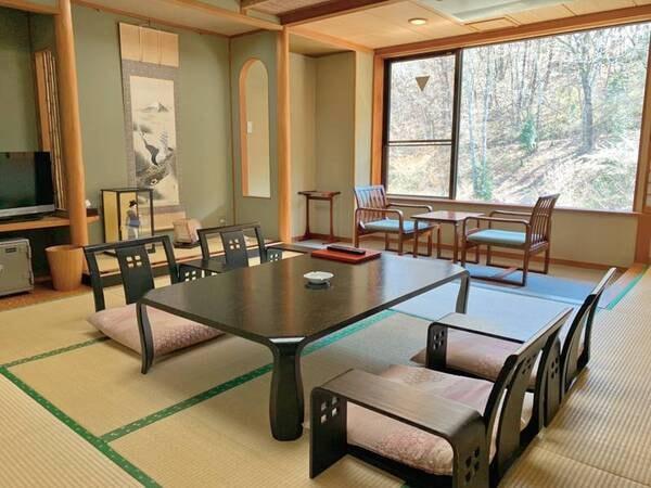 【客室/例】バス・洗浄機能トイレ付の8~10畳和室