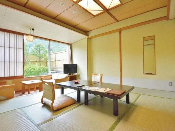 【和室/例】10畳+広縁付のゆったり寛げる和室