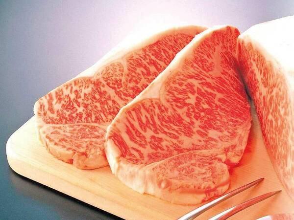 福島牛ステーキ/例