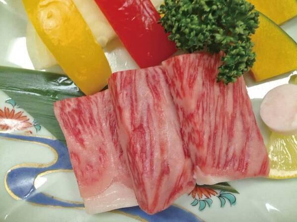 【和牛ステーキと海鮮尽くし会席/例】国産和牛使用!