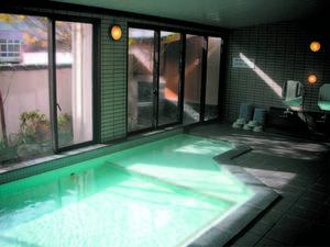 【大浴場】美人の湯と言われる飯坂温泉の湯を満喫する