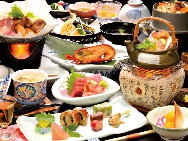 【伊勢海老&松茸料理3品/例】期間限定プラン!松茸料理を堪能