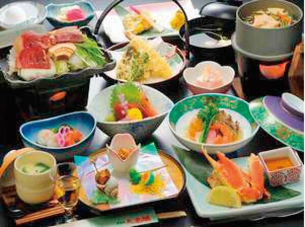 1万円ぽっきりプラン料理/例