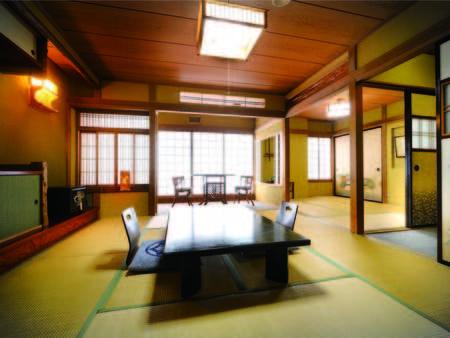 【10畳+6畳の2間和室/例】通常10畳⇒10畳+6畳の二間続き和室を確約!