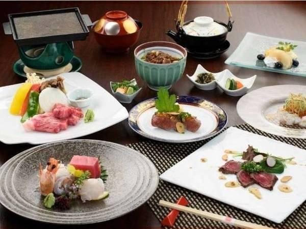 【茨城の味めぐりプラン/夕食一例】
