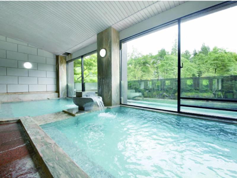 【大浴場】美肌効果があるといわれる柔らかなお湯