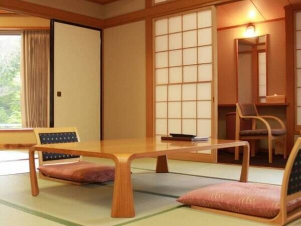 【安らぎ館】和室12畳+6畳 530号室/一例