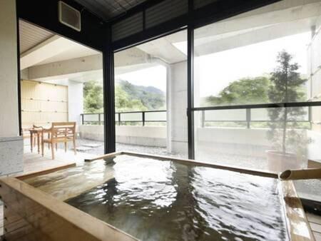 【懐かし館】露天風呂付和室 山荘のお部屋