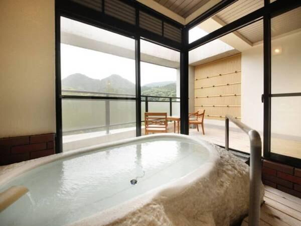 【懐かし館】露天風呂付洋室アンティークルーム