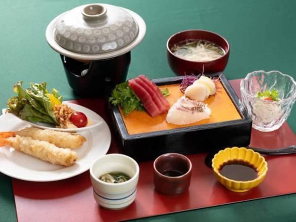 【お子様用の夕食/例】