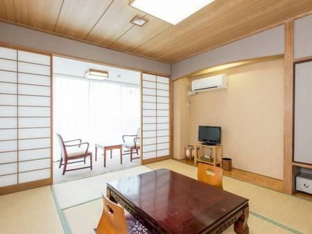 【客室/例】広さ8畳の居心地の良い和室