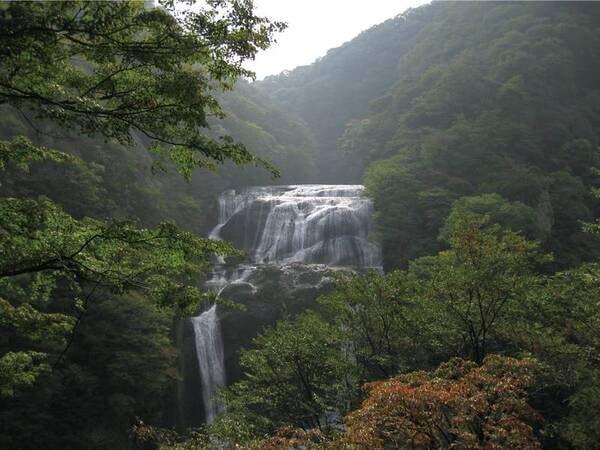 袋田の滝まで徒歩約3分