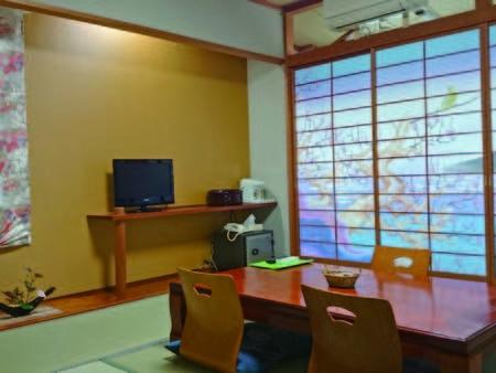 【特別室/例】リニューアルしたばかりの雰囲気のある10畳和室