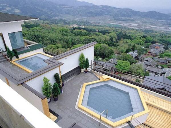 【筑波山ホテル 青木屋】パノラマ温泉と雄大な関東平野の眺望を楽しめる筑波山癒しの宿