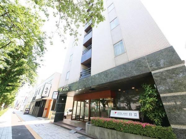 JR日立駅より徒歩2分!ホテルレストランで頂く地元素材を使用した2食付きプランが人気