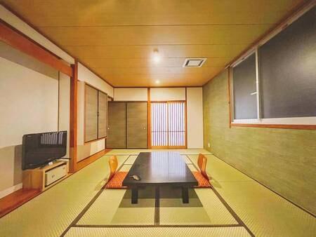 関東平野を望む和室10畳バス・トイレ付/一例