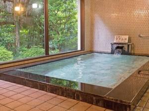 【貸切風呂】天然温泉100%の湯を貸切