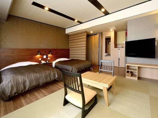 和室ツインルーム/一例