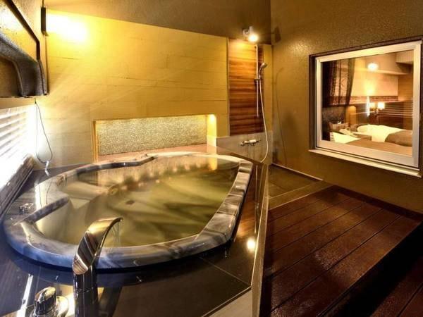露天風呂付きツインルーム/一例