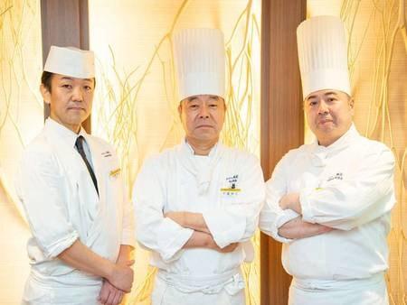 和洋中バイキング/和・洋・中それぞれの料理長が趣向を凝らした料理の数々